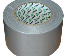 75mm x 50m Silver Gaffer Tape Waterproof Duct Tape Qty 1 Roll 143254425289 275x235 - 75mm x 50m Silver Gaffer Tape Waterproof Duct Tape Qty 1 Roll