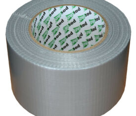 75mm x 50m Silver Gaffer Tape Waterproof Duct Tape Qty 16 Rolls 133053963929 275x235 - 75mm x 50m Silver Gaffer Tape Waterproof Duct Tape Qty 16 Rolls
