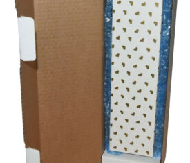 Hearts Gift Wrap Postal Box for Wine Bottles Christmas includes Bubble Wrap 132989678309 275x235 - Hearts Gift Wrap Postal Box for Wine Bottles Christmas includes Bubble Wrap