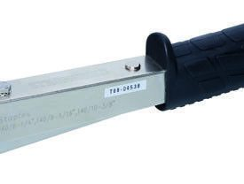 SHR11 Stronghold Hammer Tacker Used For Stapling Labels To Pallets & Crates